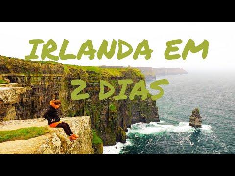 DOIS DIAS EM DUBLIN - IRLANDA | GALWAY GIRL ED SHEERAN | FINAL DE SEMANA, VIAGEM, TRIP | 2 days