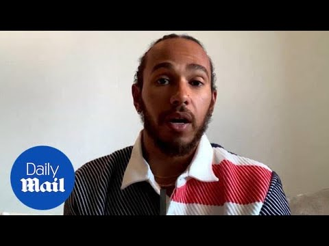 Lewis Hamilton On Racism: 'Now Is Not The Time To Be Silent'