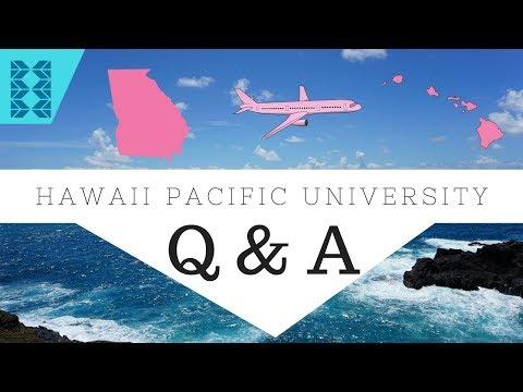 Hawaii Pacific University Q&A