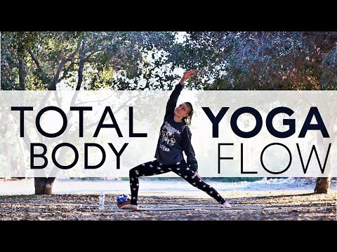 Total Body Yoga Flow (Arm Balances) With Fightmaster Yoga