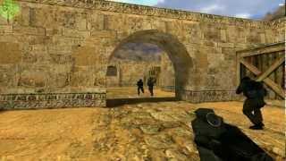 Counter Strike 1.6 Online comentado Gameplay 43-9 de_dust