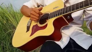 Khung Trời Ngày Xưa - Đan Trường ft Cẩm Ly (Guitar solo)
