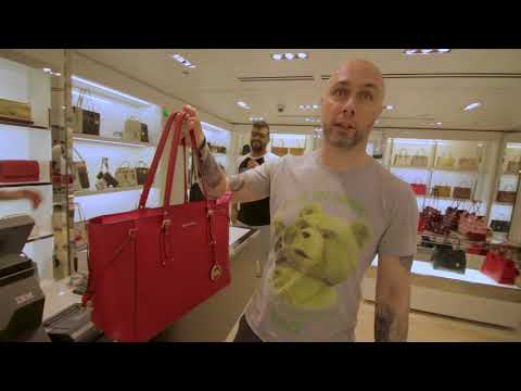 I Went Purse Shopping With ABORTED At Michael Kors | GEAR GODS