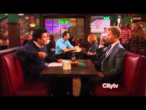 How I Met Your Mother - I had Dibs