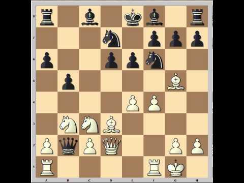 Sicilian Najdorf: Poisoned Pawn: BeliavskyA vs Stean M