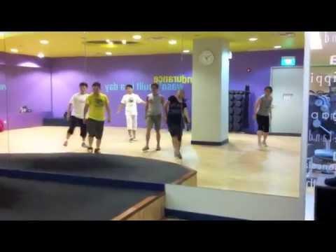 BODYJAM DEMO 2011-Fitness First Singapore