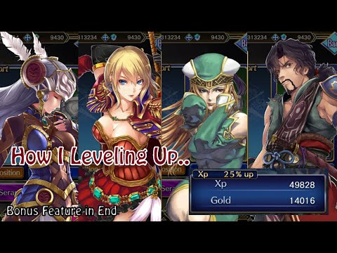 How I Leveling Up In Valkyrie Anatomia The Origin