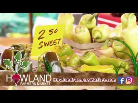 Howland Farmers Market Farm Fresh Express Episode 7- Natural Excellence Farm