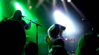LIVE Agalloch - The Melancholy Spirit - @Willemeen Arnhem May,12,2013