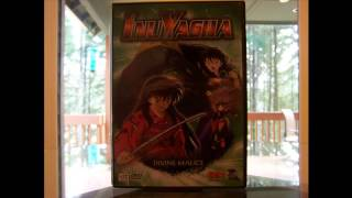 InuYasha Vol. 40 Divine Malice DVD