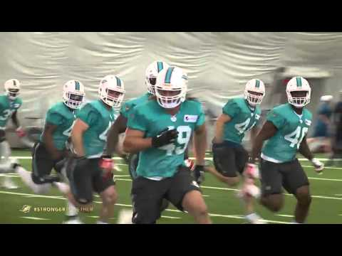 Inside The LB Room With Jelani Jenkins