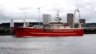 Trawlers @ Gallions Reach 16-06-16