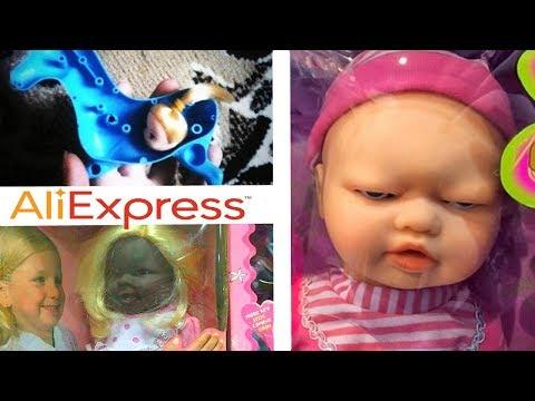 Топ 30 заказов игрушек с Алиэкспресс с дефектами - Ожидание и Реальность - Неудачные покупки