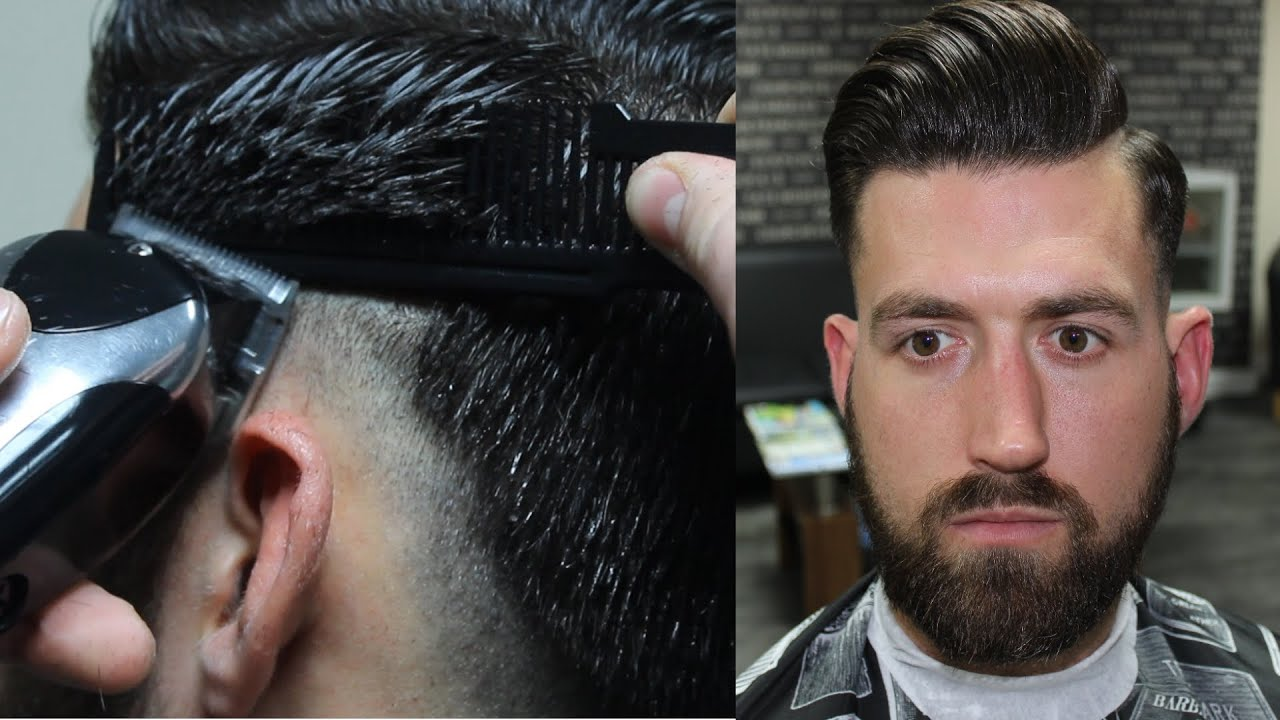 Low skin fade haircut tutorial youtube winobraniefo Images