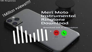 Instrumental Ringtone || Meri Moto || Ringtone 2020 || Meri Moto Instrumental Ringtone Download