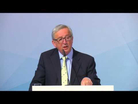 """Jean-Claude Juncker: """"Trump kann gar nicht aus dem Klima-Abkommen austeigen"""""""