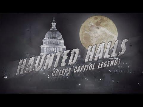 Haunted Halls: Creepy Capitol Legends