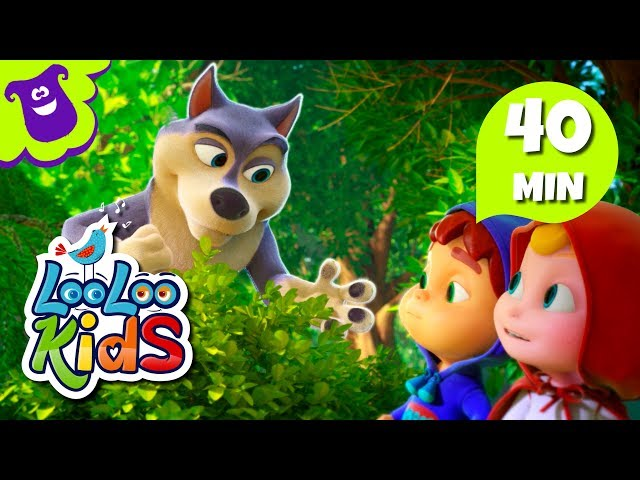 If You're Happy and You Know It - Nursery Rhymes and Songs | LooLoo Kids