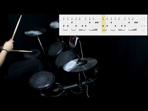 Stone Temple Pilots - Plush (Drum Cover) (Play Along Tabs In Video)