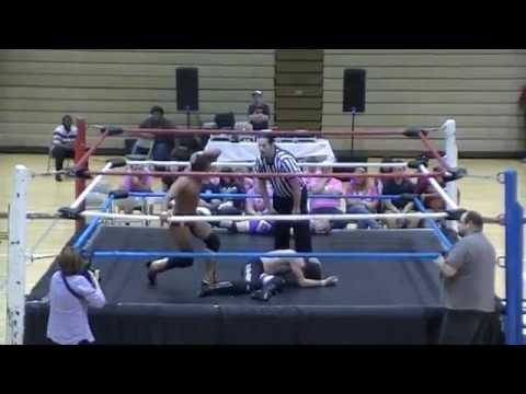John E. Bravo vs Hakim Zane vs Aiden Prince
