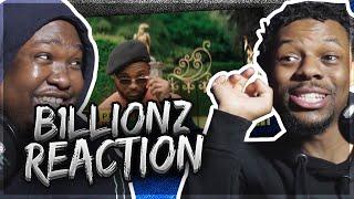 M1llionz - B1llionz (Prod by. Bkay) [Music Video] | GRM Daily (REACTION w/ Ounrai Genius)