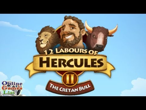 12 Labours of Hercules II (Lite) Gameplay (Android, iOS)