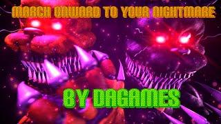 - SFM Fredbear and Nightmare REDO music by DAGames March Onward