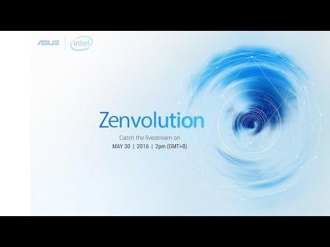 Zenvolution - 2016 Computex Press Event | ASUS (1h 33m)