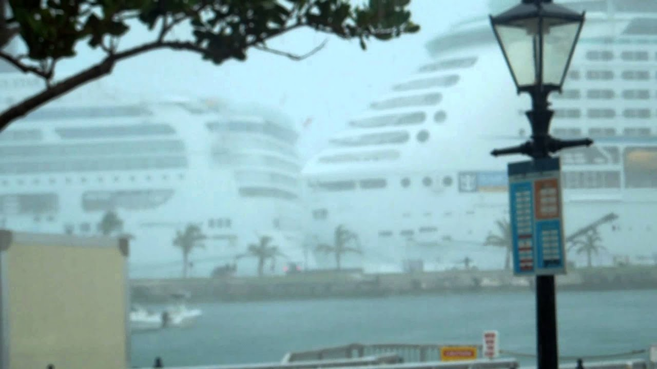 Bermuda Cruise Ship Accident