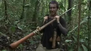 Hunting With The Matis Tribe - Tribe With Bruce Parry - BBC