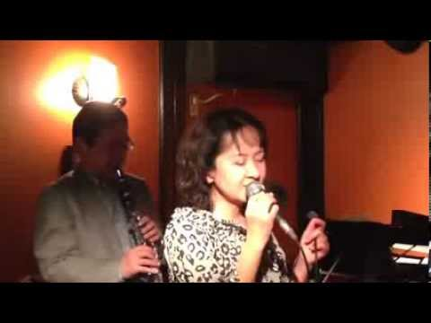 Miki Kageyama in Ginza, Jazz & bar em's, J's session ( Georgia On My Mind )