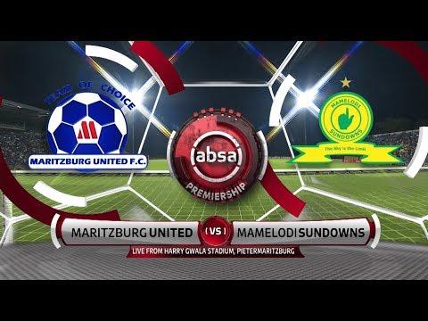 Absa Premiership 2018/19   Maritzburg United vs Mamelodi Sundowns