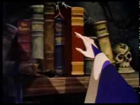 Blanche neige et les sept nains extrait 3 repr sentations de la sorcellerie au cin ma - La sorciere blanche neige ...