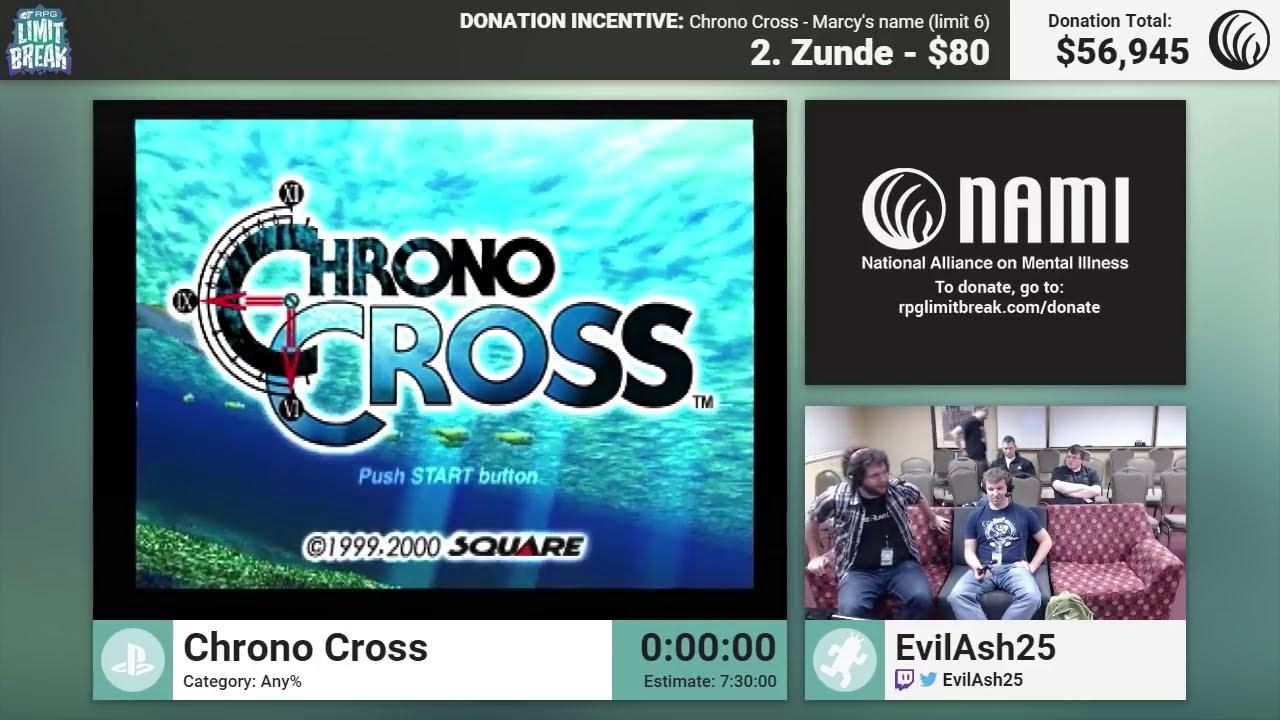 Chrono Speedruns