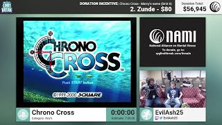 Chrono Cross by EvilAsh25 and spikevegeta (RPG Limit Break 2016 Part 36)