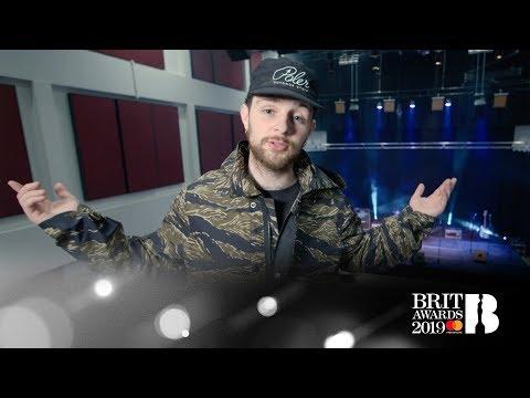 Tom Grennan at ELAM   BRITs Masterclass