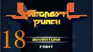 Megabyte Punch Walkthrough PART 1 (PC) No Commentary 2D Fighting Action Platformer