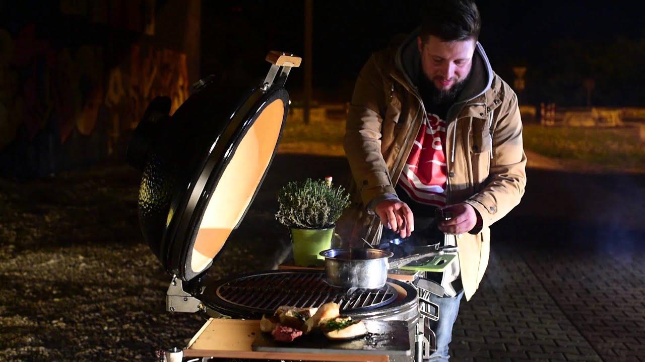 Grill Pod Mostem Siekierkowskim Jaja W Kuchni S01e03