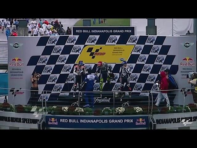 2008 #IndyGP | Full MotoGP Race
