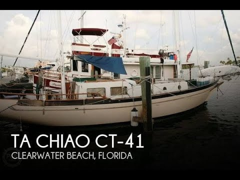 Used 1973 Ta Chiao CT-41 for sale in Clearwater Beach, Florida