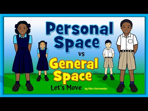 personal space and general space