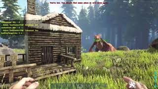 How to build a Cool Cozy Cottage in Ark Survival Evolved