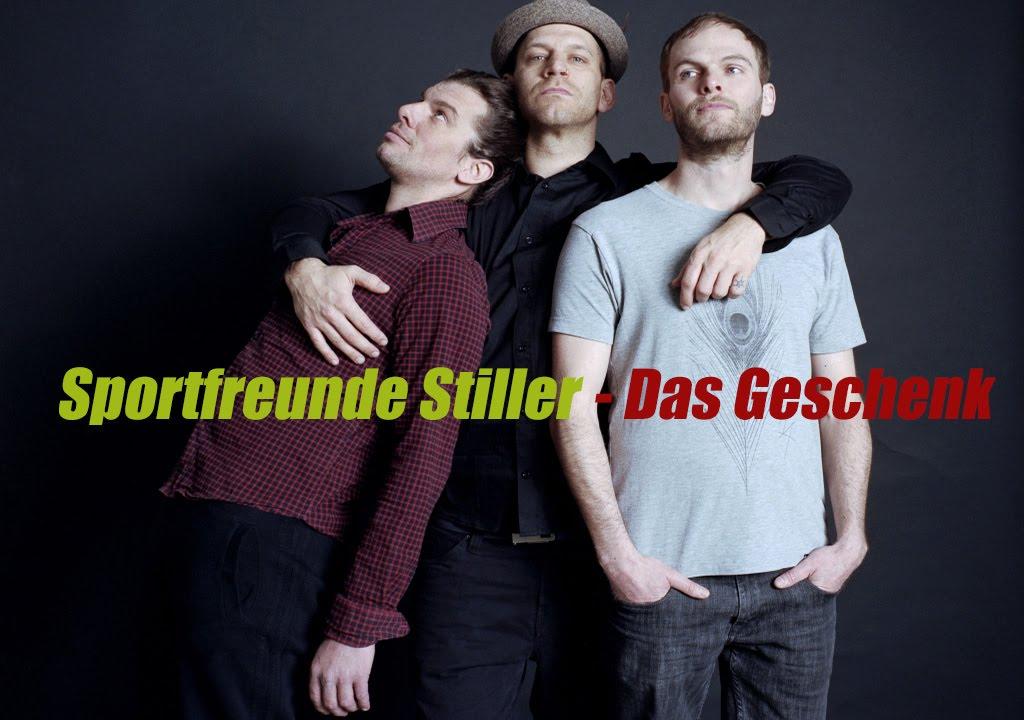 Sportfreunde Stiller Du Bist Ein Geschenk Lyrics Chords