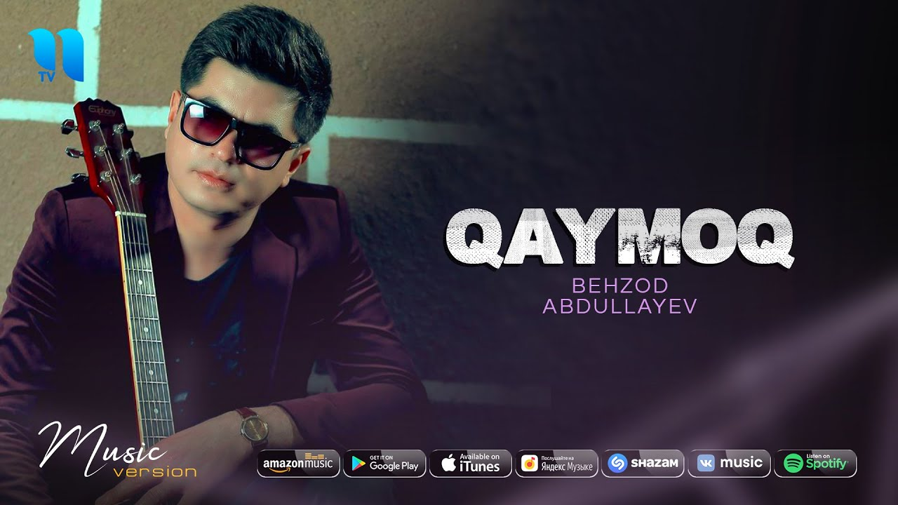 Behzod Abdullayev - Qaymoq (audio 2020)