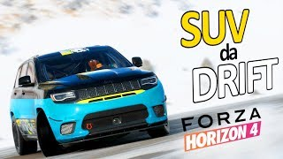 SUV da DRIFT: Follie a 4 Ruote - Forza Horizon 4