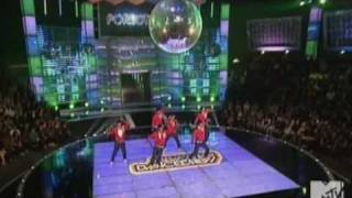 Poreotics Week 4 Dancing Machine Jackson 5