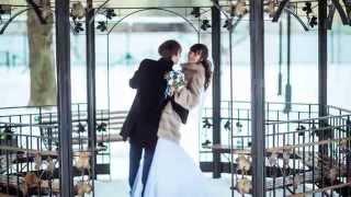 Свадебная фотосессия Александра и Марии (14 февраля 2015, Минск) / Wedding of Aleksander & Maria