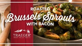 Healthy Roasted Brussel Sprouts Recipe With Traeger Grills