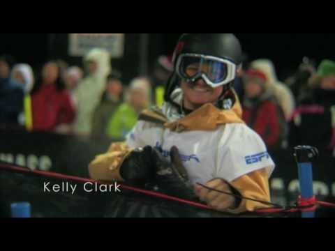 Kelly Clark -My Life