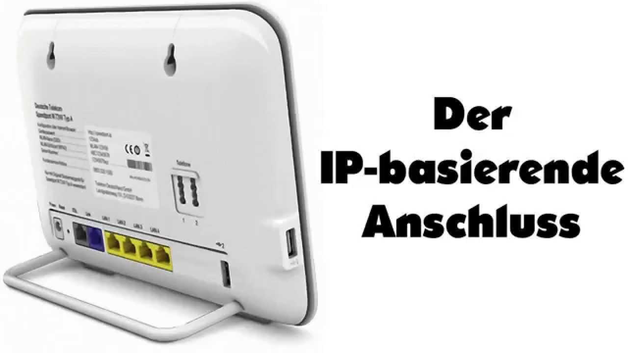TUT] Auf IP-Anschluss umstellen [DE | 4K] - YouTube